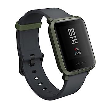 Xiaomi Amazfit Bip Smartwatch reloj inteligente Bluetooth con GPS Monitor de ritmo cardíaco en tiempo real
