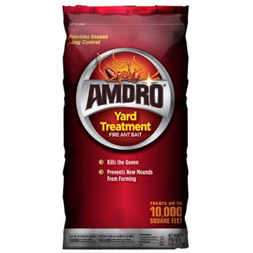 Amdro Yard Treatment Kills Fire Ants Fire Ant Bait Granules 5lb
