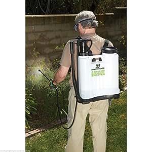 Amazon.com : Greenwood 4 Gallon Backpack Sprayer with 4