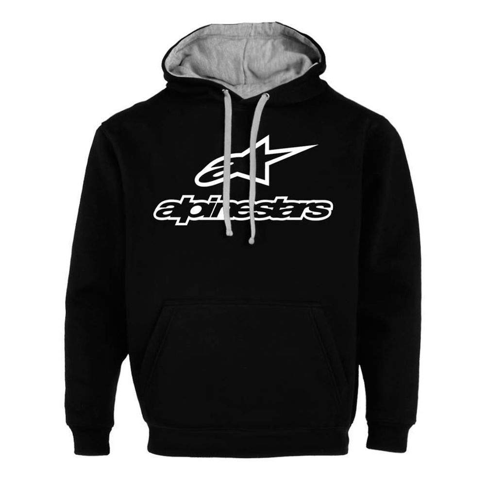 Alpinestars Motosport Herren Fan Pullover Hoodie Sweatshirt Kapuzenpullover