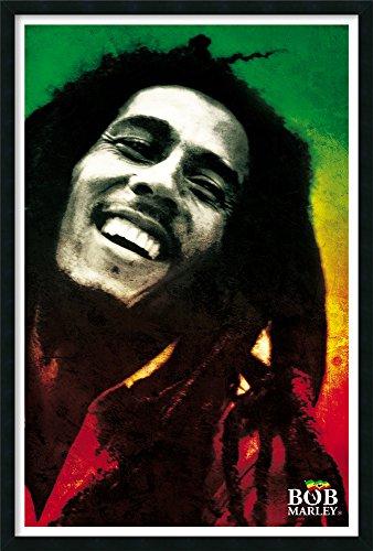 Bob Marley - Paint Framed
