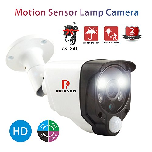 Outdoor Motion Light Dvr