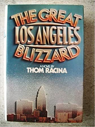 Image result for thom racina great los angeles blizzard