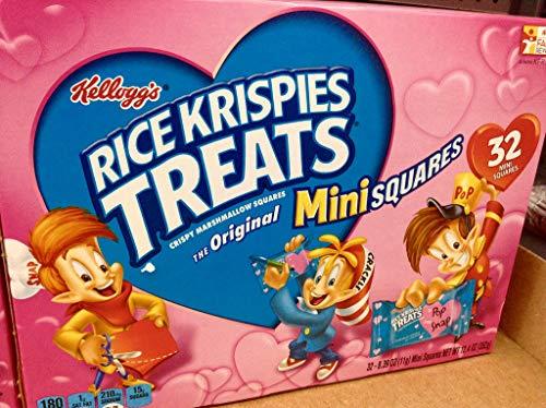 Rice Krispies Treats Valentine Mini Squares (32 Mini Squares) ()