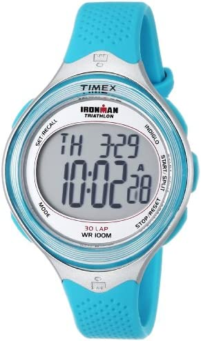 Timex Women's Ironman Classic 30 Mid-Size Resin Strap Watch WeeklyReviewer