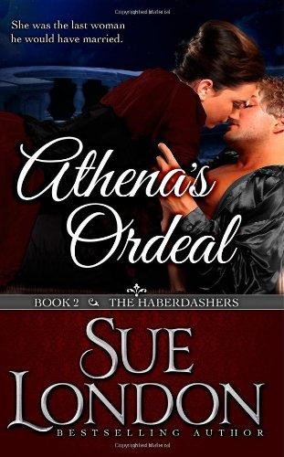 Read Online Athena's Ordeal  (Haberdashers) (Volume 2) pdf epub