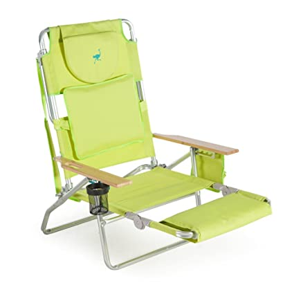 Exceptionnel Ostrich Deluxe Padded 3 In 1 Chair, Green
