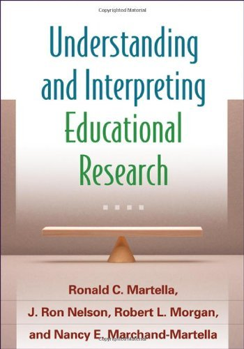Understanding and Interpreting Educational Research by Ronald C. Martella PhD (2013-04-18)