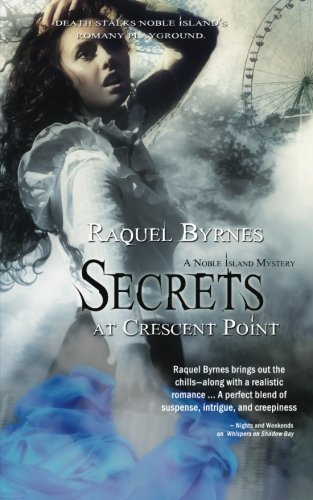 book cover of Secrets at Crescent Point