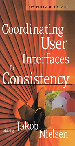 Download Coordinating User Interfaces for Consistency (Interactive Technologies) Pdf