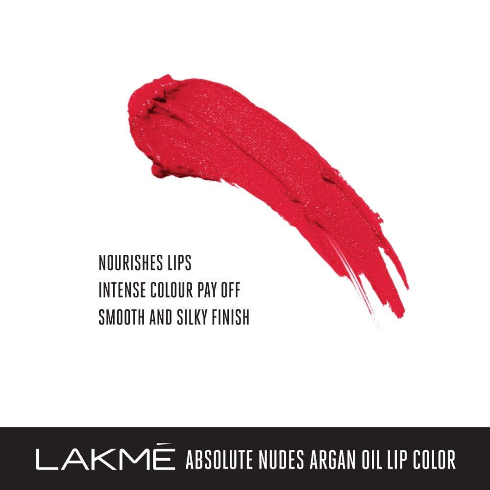 Lakme-Absolute-Argan-Oil-Lip-Color-Long-Lasting-Waterproof-Lipstick thumbnail 28