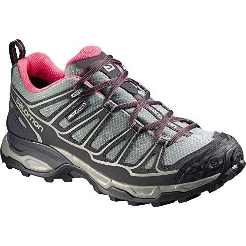 Salomon Womens X Ultra Prime CS Waterproof W Hiking Shoe