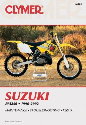 Suzuki RM250 1996-2002 (CLYMER MOTORCYCLE REPAIR)