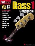 Bass I Songbook, Hal Leonard Corp., 0793574153