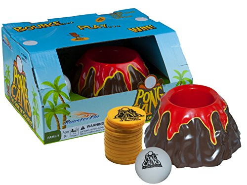 RoosterFin PongCano Family Board Game