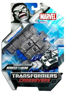 Marvel Legends Transformers Crossovers - War the Hulk
