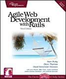 img - for Agile Web Development with Rails, Third Edition book / textbook / text book