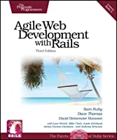 Agile Web Development with Rails, 3rd Edition Front Cover