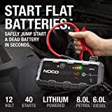 NOCO Boost HD GB70 2000 Amp 12-Volt Ultra Safe