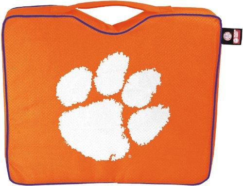 Stadium Tigers Clemson Cushion - NCAA Lightweight Stadium Bleacher Seat Cushion with Carrying Strap