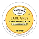 Twinings Earl Grey Decaf Tea K-Cup, 24 Count