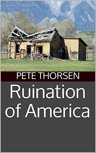 Ruination of America by [Thorsen, Pete]