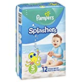 Pampers Splashers Swim Diapers Disposable Swim