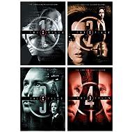The X-Files: Seasons 1-4 (Slim)