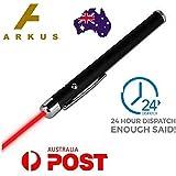 Red LASER Beam POINTER Pen 650Nm 1Mw Lazer CAT Dog PET TOY Fun Training Light