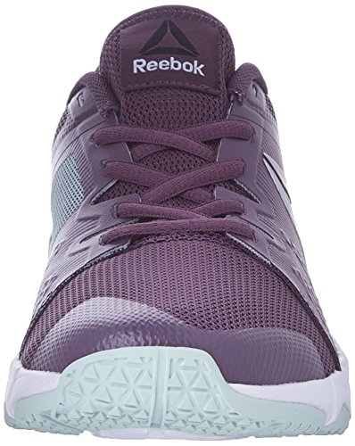 Meteorite Silver Women's Mist Shoes Reebok White Trainflex Training Metallic wIOqAnRT