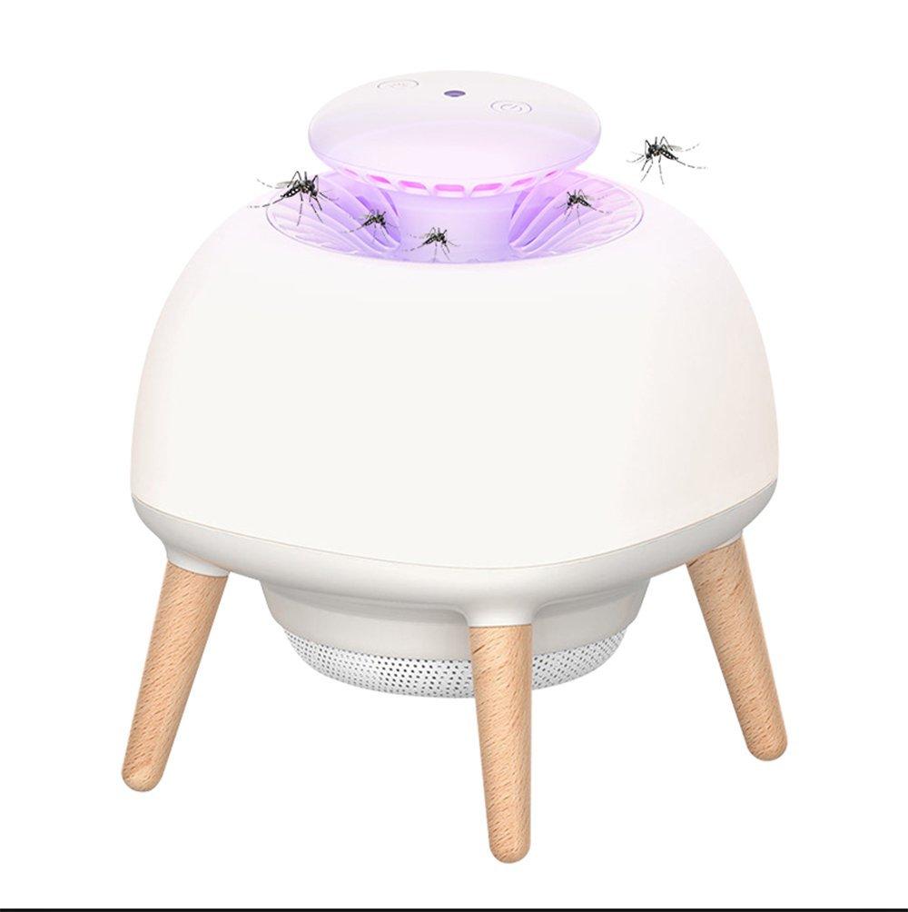 Lampada Anti-Zanzara, Camera Da Letto Spazzare Il Plug-In Repellente Per Zanzare, Nessuna Radiazione Muto Donna Incinta Infant Uso