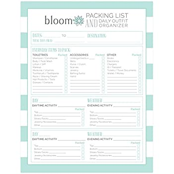 Amazon.com : bloom daily planners Grocery List - Grocery Pad ...