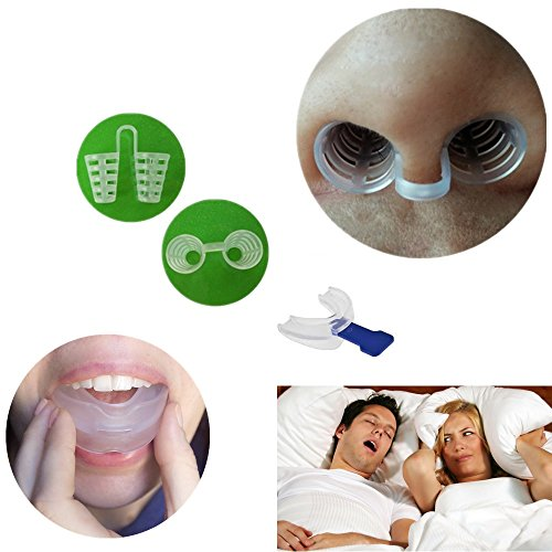 Wild Tribe Stop Snoring Solution Pack Of 2 Anti Snoring