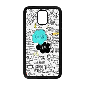 iPhone 6 Plus Black Hardshell Case 5.5inch - rabbit hare look Desin Images Protector Back Cover