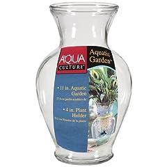 11 inch Aquatic Garden & 4 inch Plant Holder