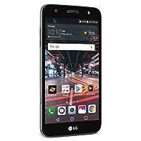 "Boost Mobile LG X Charge - Prepaid Carrier Locked - 5.5"" Screen - 16GB - Titan Black (U.S. Warranty)"