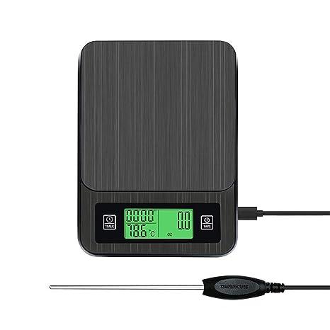 HANDPUNCH - Cable de conexión para cafetera (USB, plásticos ...