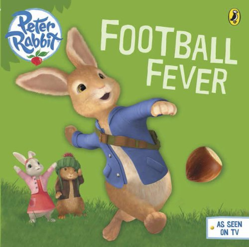 Peter Rabbit Animation: Football Fever! -