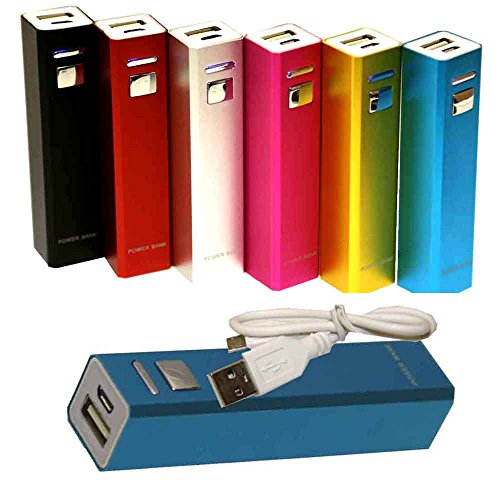 2600mAh Portable External Battery Charger product image