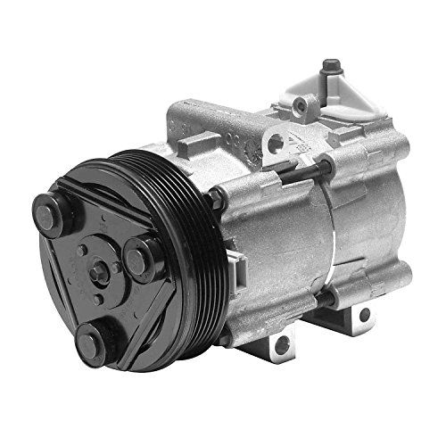 - Denso 471-8120 New Compressor with Clutch