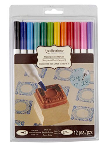Recollections Masterpiece II Markers, Primary