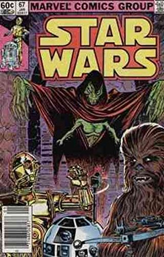 STAR WARS 67 VF-NM COMICS BOOK