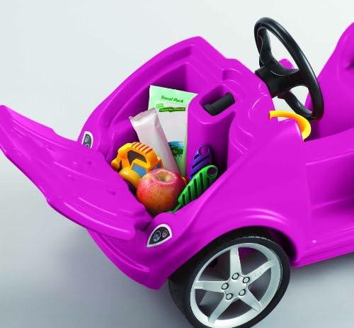 Amazon.com: Little tikes-mobile coche, Rosa: Toys & Games
