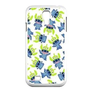 Samsung Galaxy S4 9500 phone case White Disneys Lilo and Stitch FFFP2650031