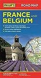 Philip s France and Belgium Road Map 1:1M