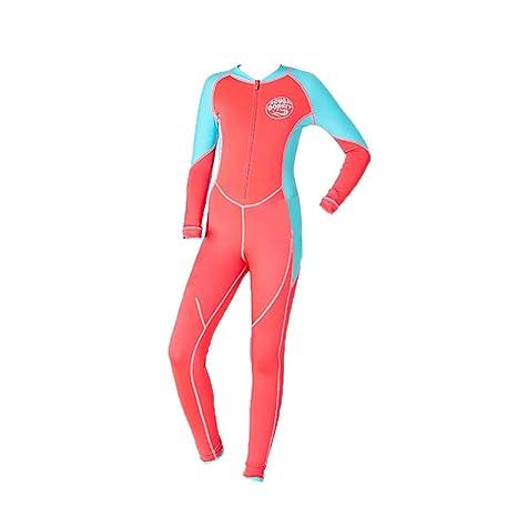 Amazon.com : HowLoo Wetsuit for Kids Jumpsuit Snorkeling ...