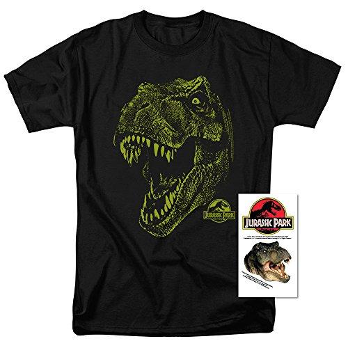 Popfunk Jurassic Park Tyrannosaurus Rex T Shirt ()