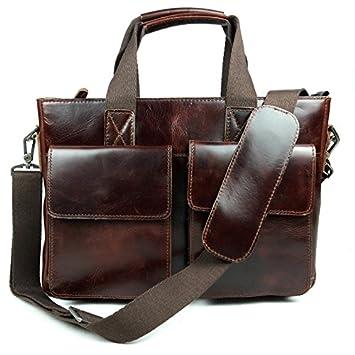DJB/hombre bolsas de hombre Casual Business Messenger de ...