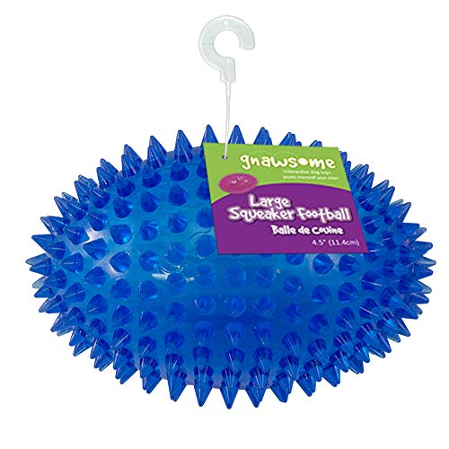 Gnawsome 4.5 Spiky Squeaker