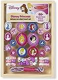 Disney Princess Deluxe Wooden Bead Set